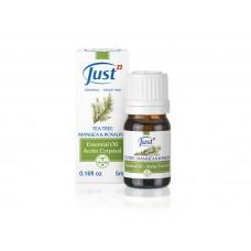 Aceite de Tea Tree con Manuca y Rosalina